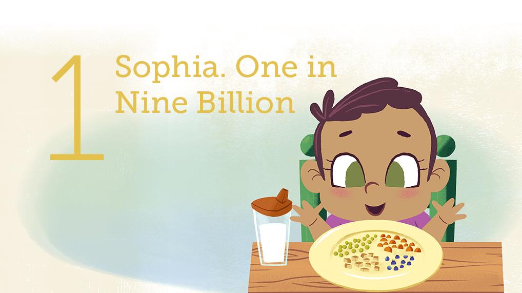 Sophia_ One in Nine Billion